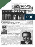 Walla Walla Army Airfield - 02/16/1945