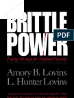 Brittle Power Parts 1, 2, and 3