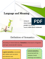 Semantics Group 6