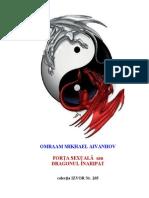Aivanhov Omraam Mikhael - Forta sexuala sau dragonul inaripat.pdf