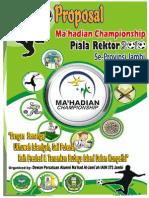 PROPOSAL REKTOR CUP 2010 m.docx