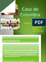 Caso de Colombia
