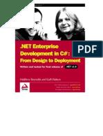 Dotnet Enterprise Development in C# - From Design to Deployment