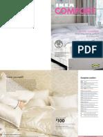 IKEA Comfort Catalogue January 2007