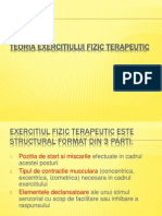 Kinetoterapie 4 Teoria Exercitiului Fizic Terapeutic