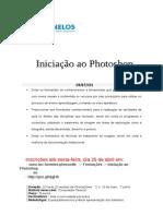 Objetivos Photoshop Cartaz