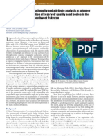 Seismic Stratigraphy & Attribute Analysis for Delineating Reservoir in Offshore Pakistan