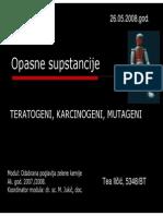 EOpasne Supstancije Teratogeni, Karcinogeni, Mutageni (1)