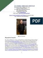 Fr. Bretzke's Moral Theology Web - Page