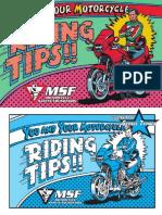 MSF Riding Tips TBP