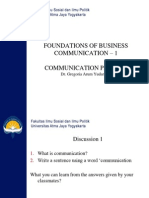 Foundation of Business Communciation_1