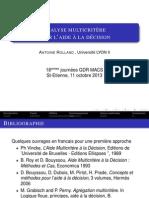 Agregation Multicritere Rolland STP