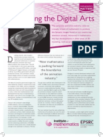 Advancing the Digital Arts
