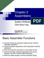Ch2 Assembler