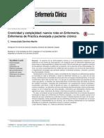 Cronicidad y Complejidad_ Practica de Cuidados Avanzados