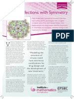Fighting Infections With Symmetry