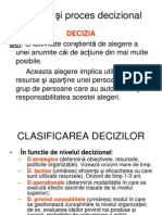 C2_Decizie Si Proces Decizional