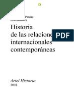 Historia de Las Relaciones Internacionales Ariel