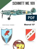 017 Waffen Arsenal Me 109