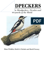 A Guide to the Woodpeckers, Piculets and Wrynecks of the World