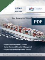 Export-Oriented Management