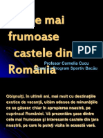 Castele in Romania