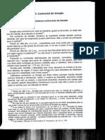 Boroi Stanciulescu Contractul de Donatie