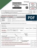 Dsc 2 Posts Form