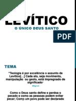 Bruno Flávio - Levítico