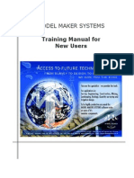 Model Maker BeginnersManual