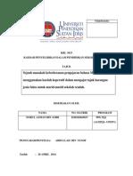 Proposal Bahasa Melayu