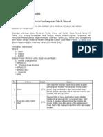 Kriteria Pembangunan Pabrik