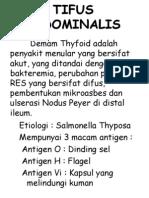demam-thyfoid