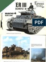 004 Waffen Arsenal Panzer III Sturmgeschtz III