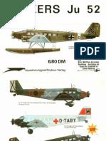 011 Waffen Arsenal Junkers Ju 52