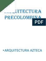 arquitectura precolombina