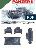 019 Waffen Arsenal Panzer II