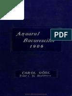 Anuarul Bucurescilor 1906