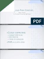 Edukeme Cloud Startups