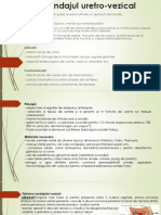 Sondajul uretro-vezical