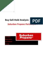 suburban propane partners l p  1