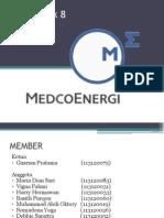 Kelompok 8 (MedcoEnergi)