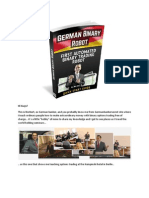 German Binary Robot