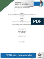 Actividad de Aprendizaje unidad 2 Planificación Estratégica de la Calidad.docx