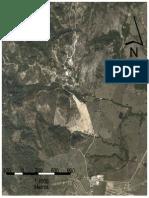 Mapa Piedra de Los Compadres