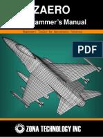 Zaero Programmers Manual 8.5