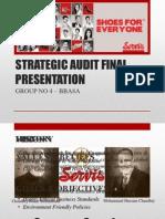 Strategic Audit Final Presentation