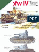 035 Waffen Arsenal PzKpfw IV