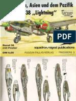 038 Waffen Arsenal P38 Lightning