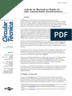 Producao de Maracuja Na Regiao Do Cerrado Caracterizacao Socioeconomica